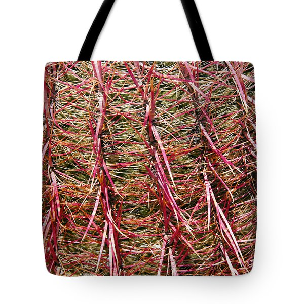 Ouch Tote Bag by Bob Phillips