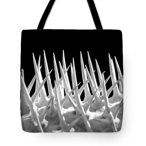 Ouch Tote Bag by Sabrina L Ryan