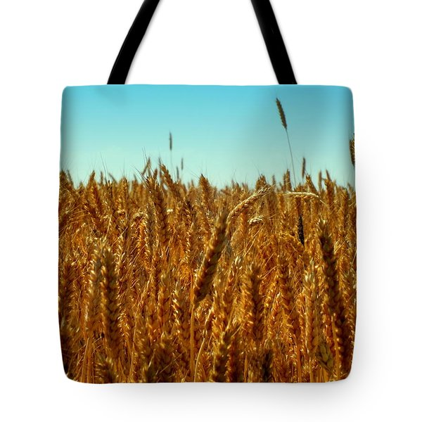 OUR DAILY BREAD Tote Bag by KAREN WILES