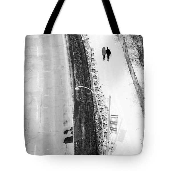 Our Way Tote Bag by Valentino Visentini