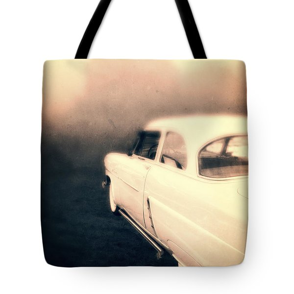 Out of Gas Tote Bag by Edward Fielding