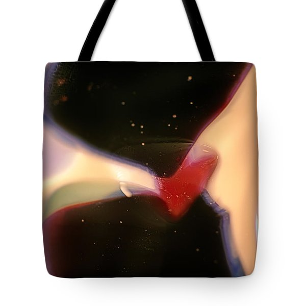 Outer Space Man Tote Bag by Omaste Witkowski