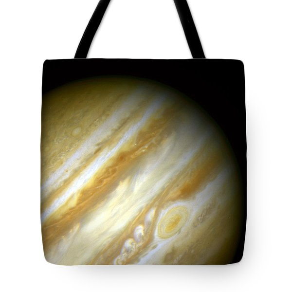 Outer Space Three Zero Six Tote Bag by Nasa Usgs