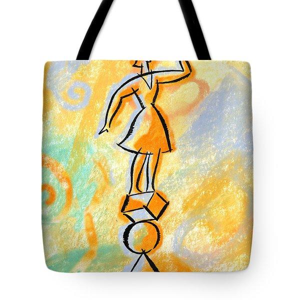 Outlook Tote Bag by Leon Zernitsky