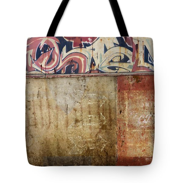 Over My Head Tote Bag by Carol Leigh