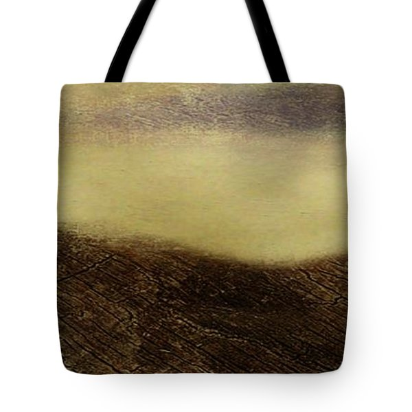 Over The Ridge Tote Bag by Gina Lee Manley