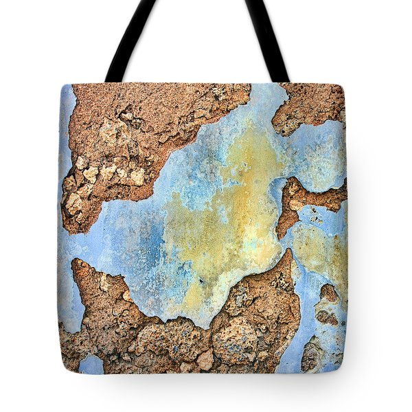 Over The Years Tote Bag by Marcia Colelli
