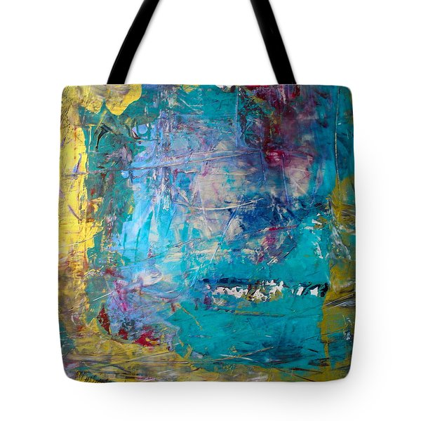 Overture Tote Bag by Mary Sullivan