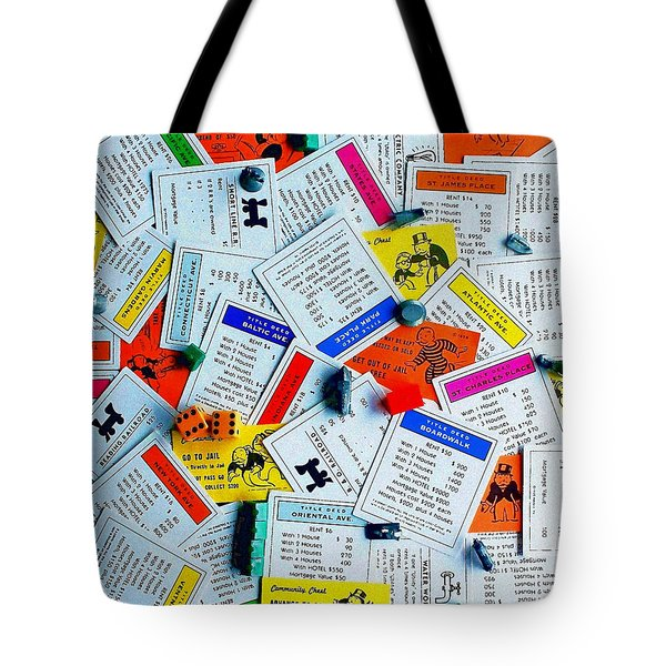 Own It All Tote Bag by Benjamin Yeager