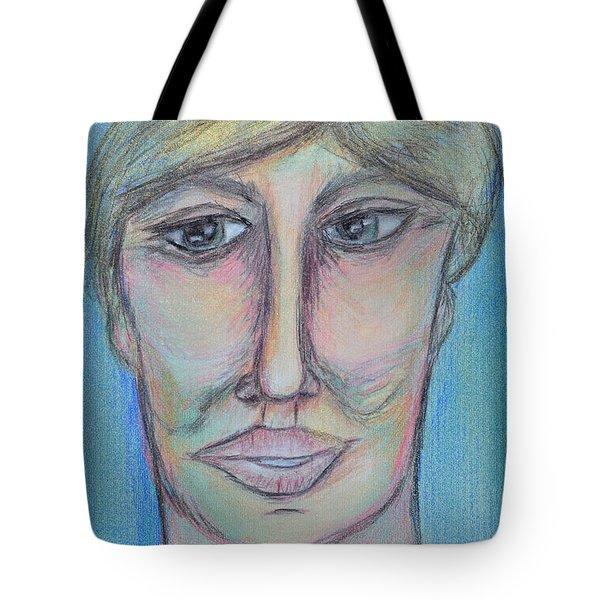 Pablo Tote Bag by Donna Blackhall