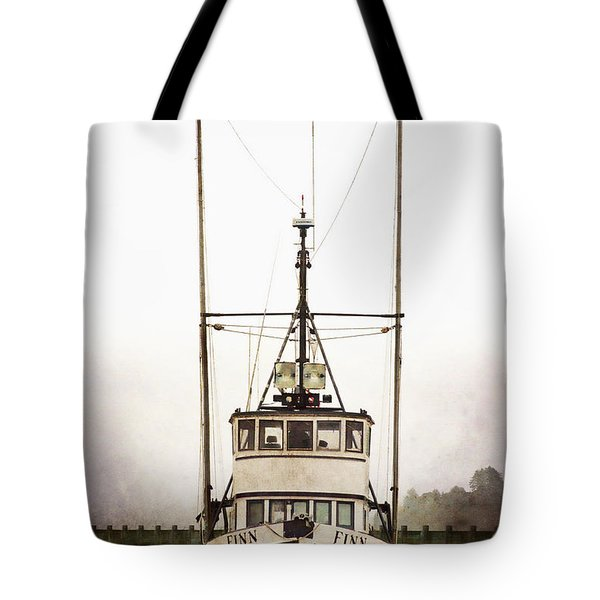 Pacific Northwest Morning Tote Bag by Carol Leigh