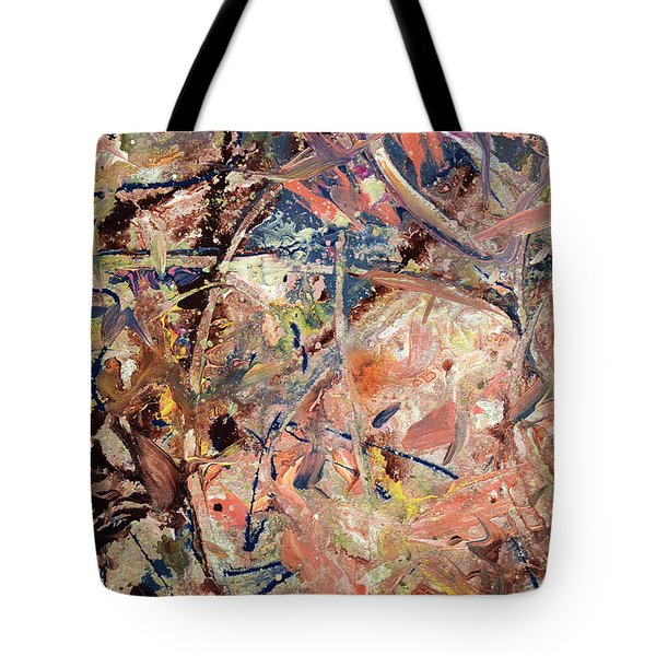 Paint Number 53 Tote Bag by James W Johnson