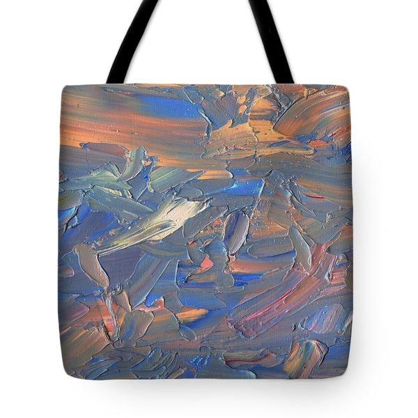 Paint number 58C Tote Bag by James W Johnson