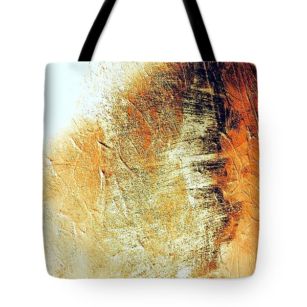 Painting With Shadows Tote Bag by Jacqueline McReynolds