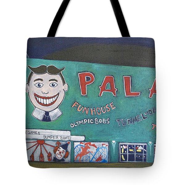 Palace 2013 Tote Bag by Patricia Arroyo