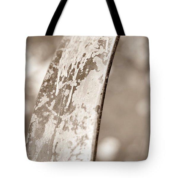 Palm Reader Tote Bag by Luke Moore