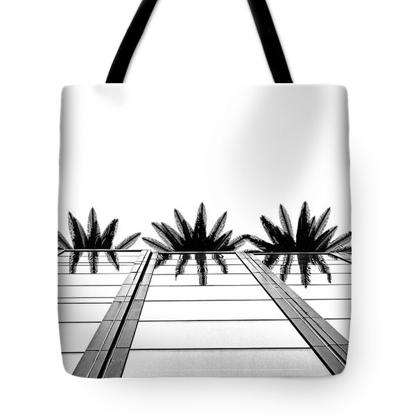 Palms Tote Bag by Tammy Espino