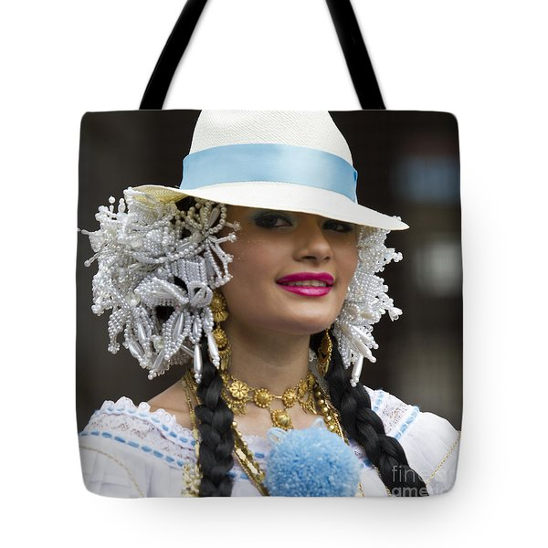 Panama Beauty Tote Bag by Heiko Koehrer-Wagner