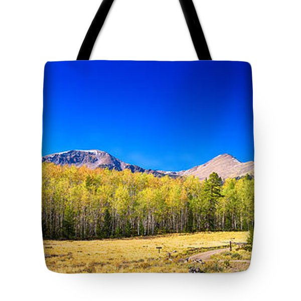 Panorama Autumn Bonanza Tote Bag by James BO  Insogna