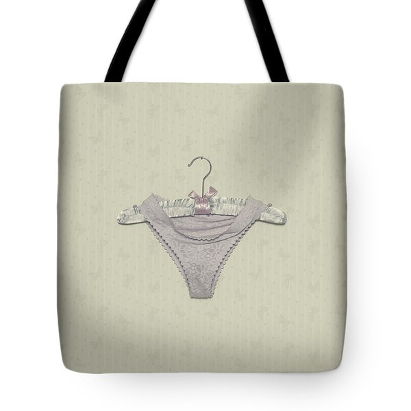 panties Tote Bag by Joana Kruse