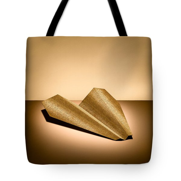 Paper Airplanes Of Wood 6 Tote Bag by Yo Pedro
