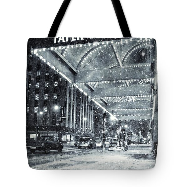 Paper Valley Tote Bag by Joel Witmeyer