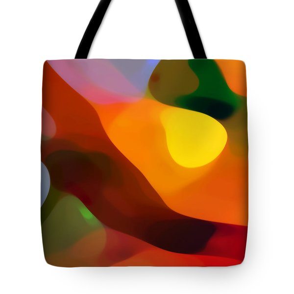 Paradise Found 2 Tote Bag by Amy Vangsgard