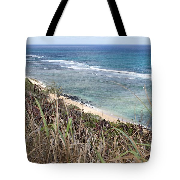 Paradise Overlook Tote Bag by Suzanne Luft