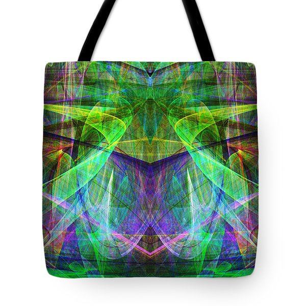Parallel Universe ap130511-22 Tote Bag by Wingsdomain Art and Photography