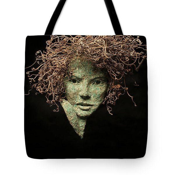 Paramour Tote Bag by Adam Long