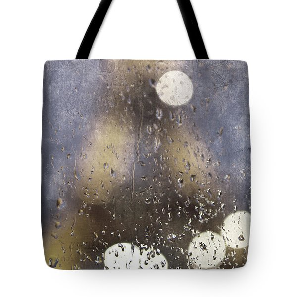 Paris In The Rain Tote Bag by Evie Carrier