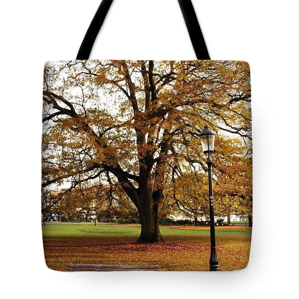 Park Life Tote Bag by Terri Waters