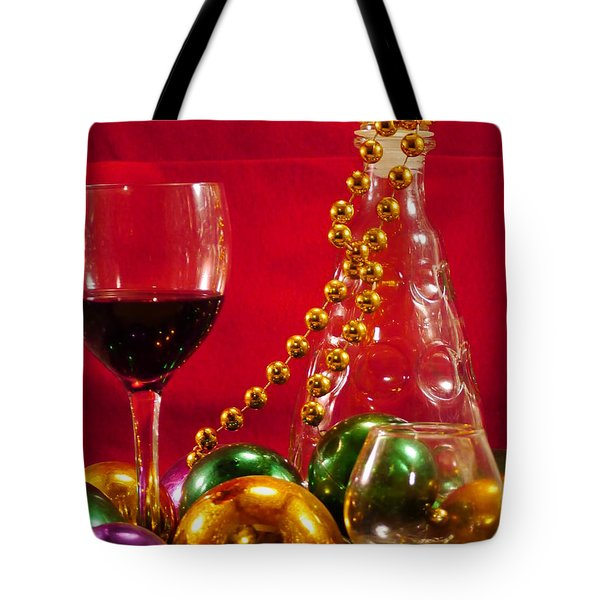 Party Time Tote Bag by Anthony Walker Sr