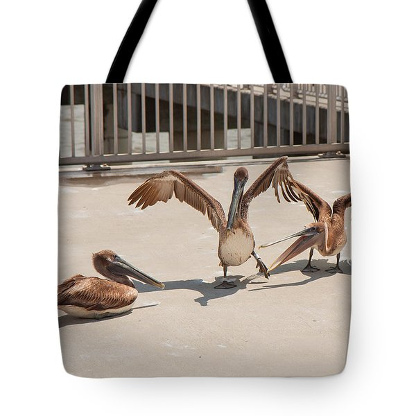 Party Time Tote Bag by John Bailey