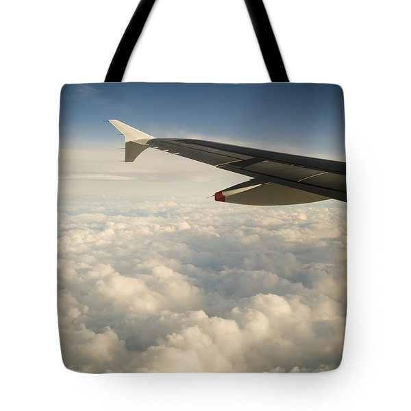 Passenger View Tote Bag by Tim Hester