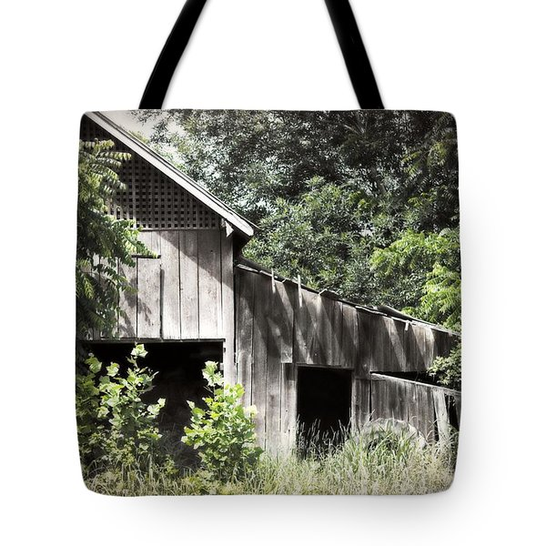 Passing Of Time Tote Bag by Tom Gari Gallery-Three-Photography