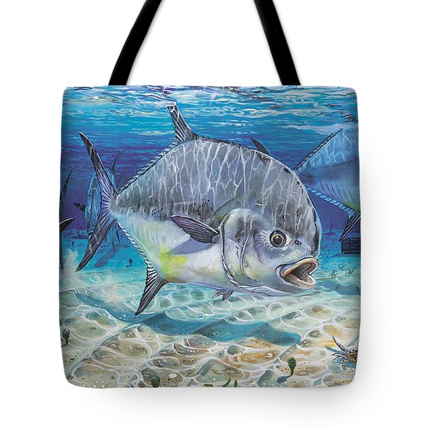 Passing Through In009 Tote Bag by Carey Chen