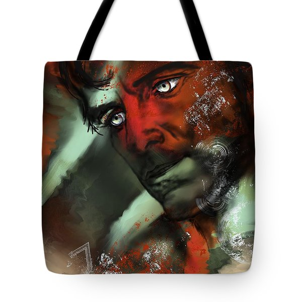 Passion Tote Bag by Francoise Dugourd-Caput