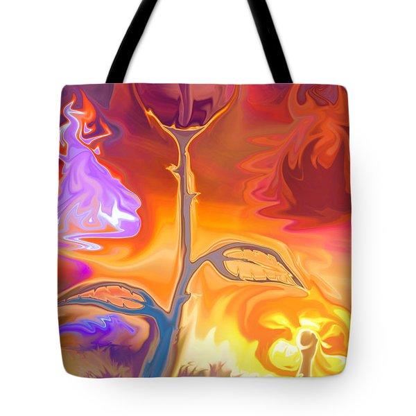 Passion Tote Bag by Sotiris Filippou