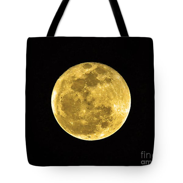 Passover Full Moon Tote Bag by Al Powell Photography USA
