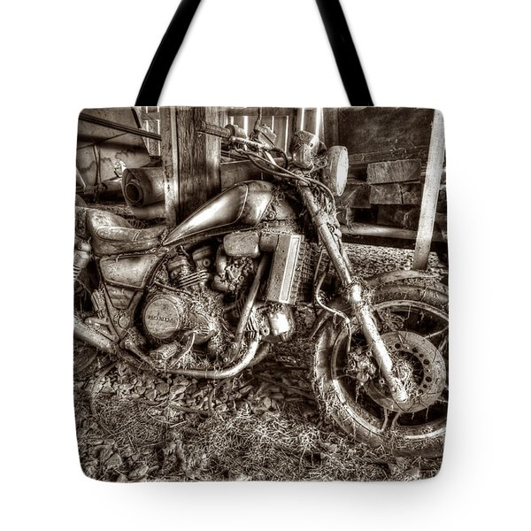 Past Glory Days Tote Bag by Dan Friend