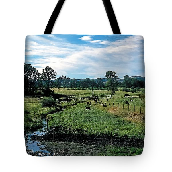 Pastoral 2 Tote Bag by Terry Reynoldson