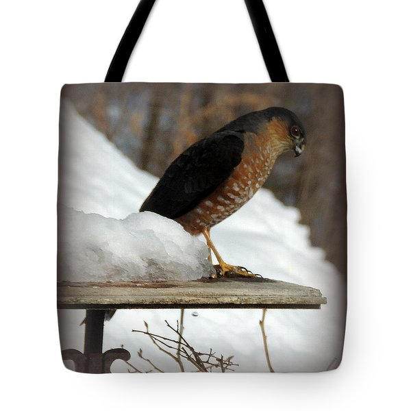 Patience Tote Bag by Mim White