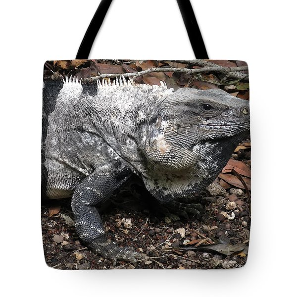 Patience Tote Bag by Terry Reynoldson