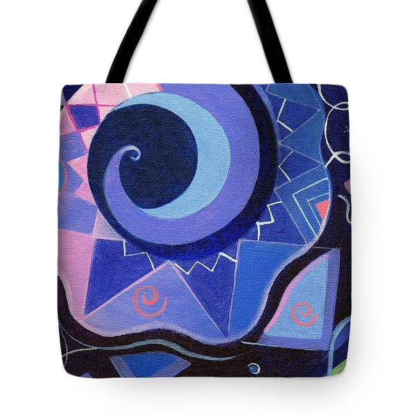 Pattern Power 2 Tote Bag by Helena Tiainen