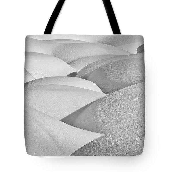 Patterns Of Shadow And Shape Created Tote Bag by Ray Bulson