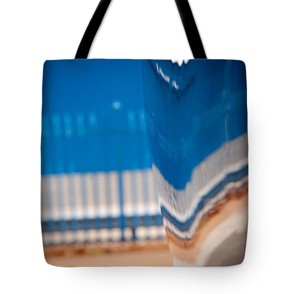 Patterns Tote Bag by Paul Job