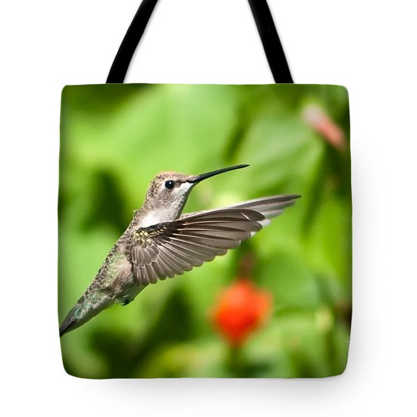 Pause in Motion Tote Bag by Charles Dobbs