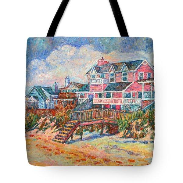 Pawleys Island Tote Bag by Kendall Kessler