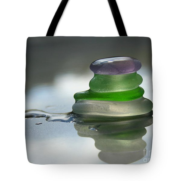 Peace Tote Bag by Barbara McMahon